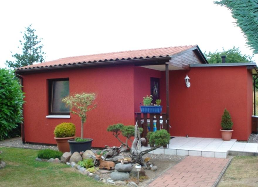 ferienhaus glowe f r 3 personen ferienwohnung glowe bungalow. Black Bedroom Furniture Sets. Home Design Ideas