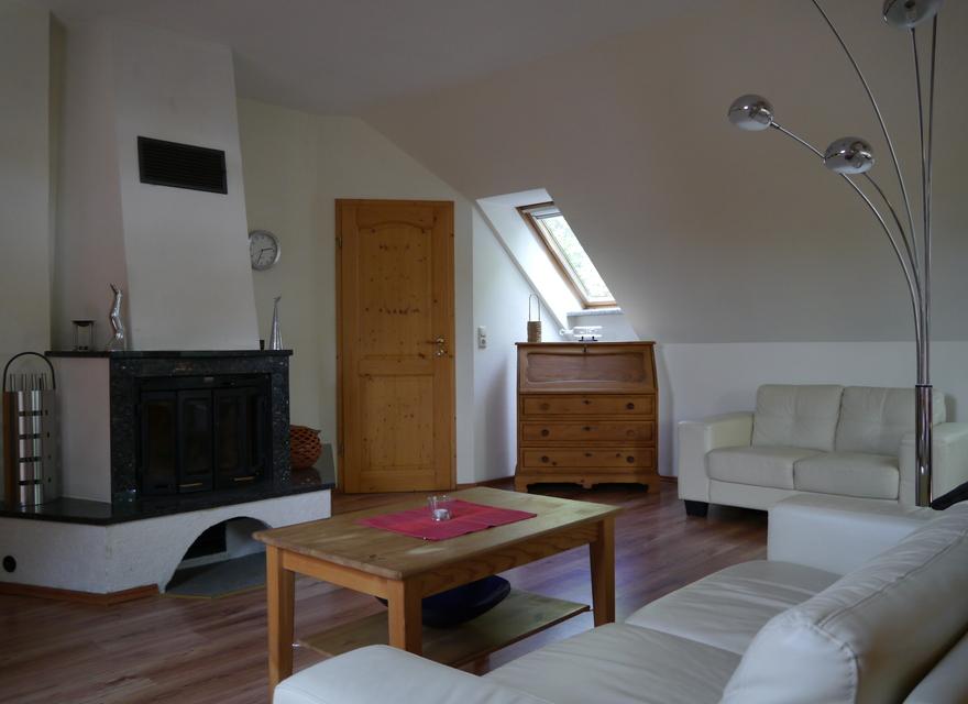 Ferienwohnung Ostseebad Zinnowitz Für Personen Romantische Fewo - Whirlpool im wohnzimmer