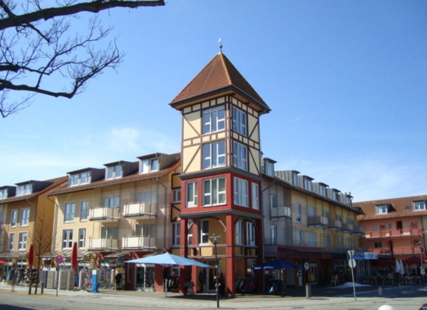 Ferienwohnung Kühlungsborn für 4 Personen Haus