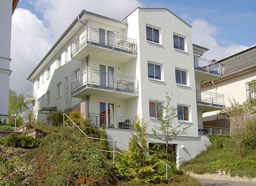 """Ferienwohnung Seebad Ahlbeck für 3 Personen: Haus """"Ferienidyll"""" FeWo 05"""