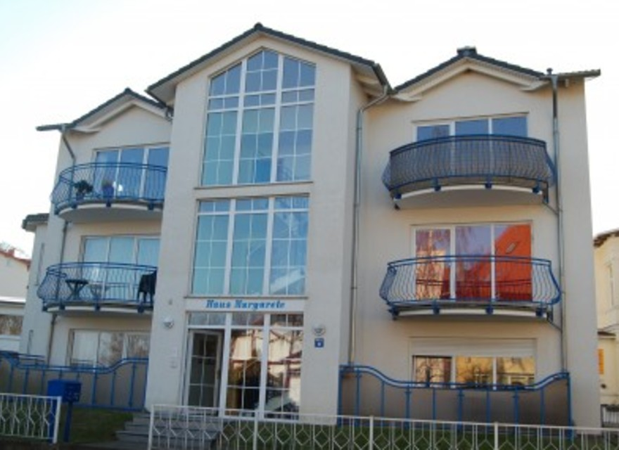Ferienwohnung Seebad Heringsdorf für 4 Personen