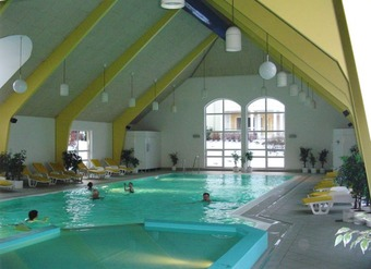 Schwimmbad exklusiv usedom
