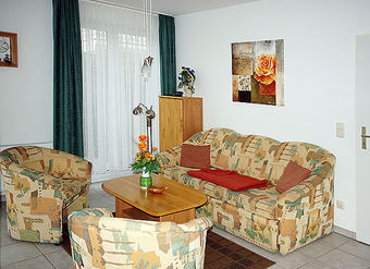 Schlafcouch und Sessel exklusiv usedom