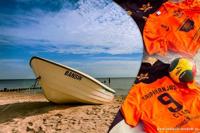 Exklusiv Usedom beim Beachsoccercup in Ahlbeck