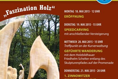 Internationales Holzfällersymposium in Zinnowitz