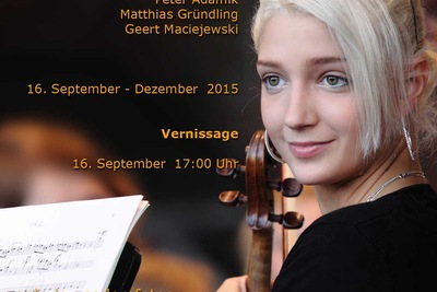 Fotoausstellung Baltic Sea Youth Philharmonic
