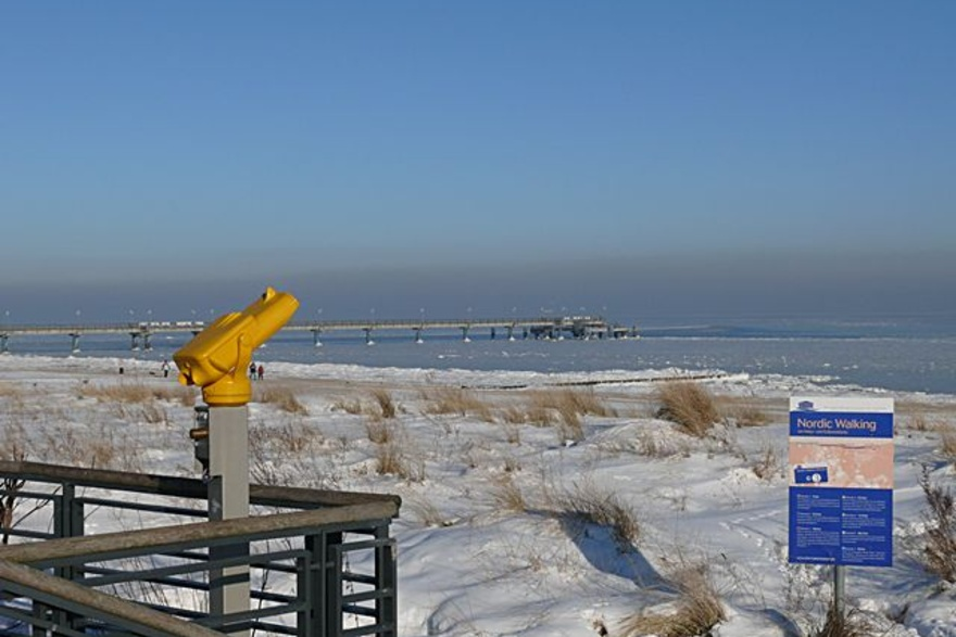 Usedom Winter