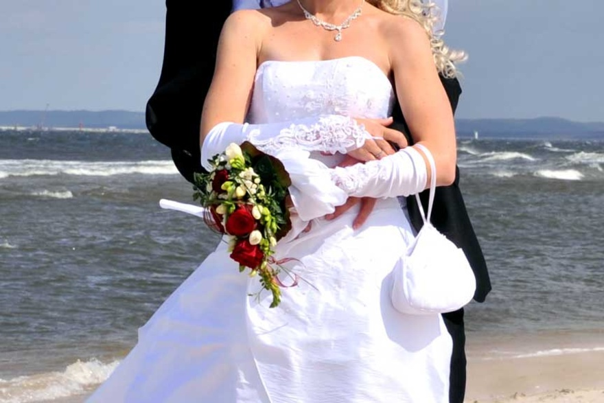 Heiraten am Ostseestrand