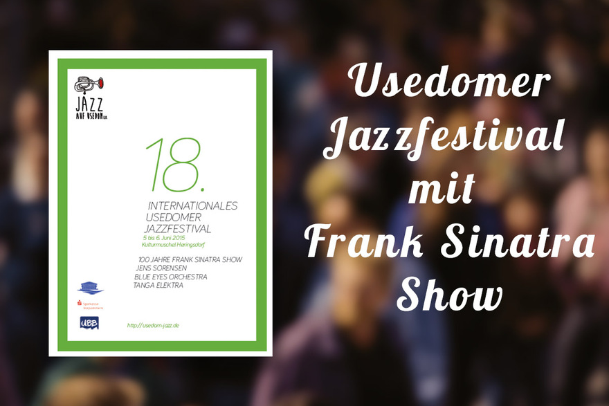 18. INTERNATIONALES USEDOMER JAZZFESTIVAL
