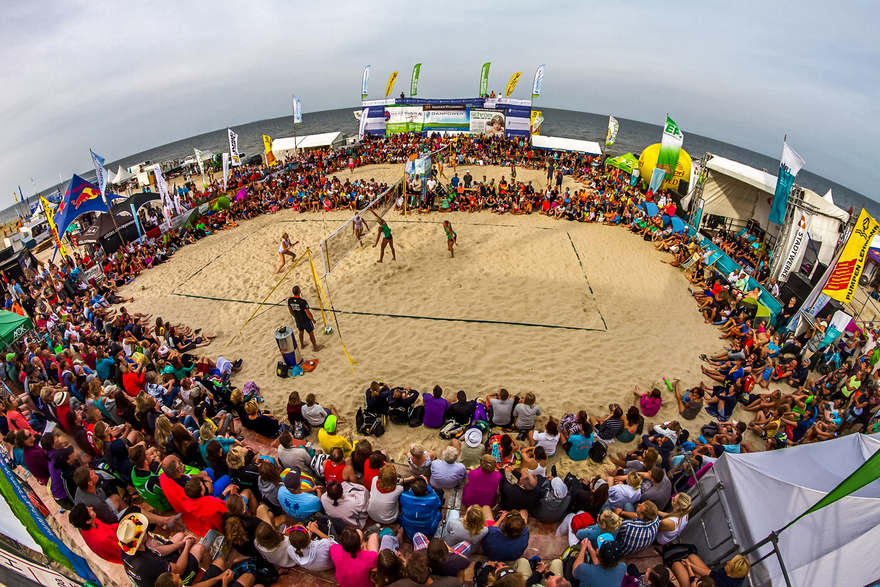 Usedom Beachcup in Karlshagen